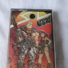 Videojuegos y Consolas: GAME FOR SPECTRUM SOL NEGRO OPERA SOFT SPANISH VERSION 1988. Lote 160367094