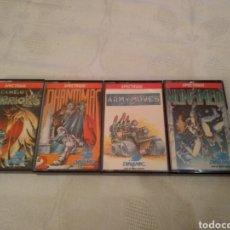 Videojuegos y Consolas: LOTE 4 CASETTES SPECTRUM DINAMIC. Lote 160743214