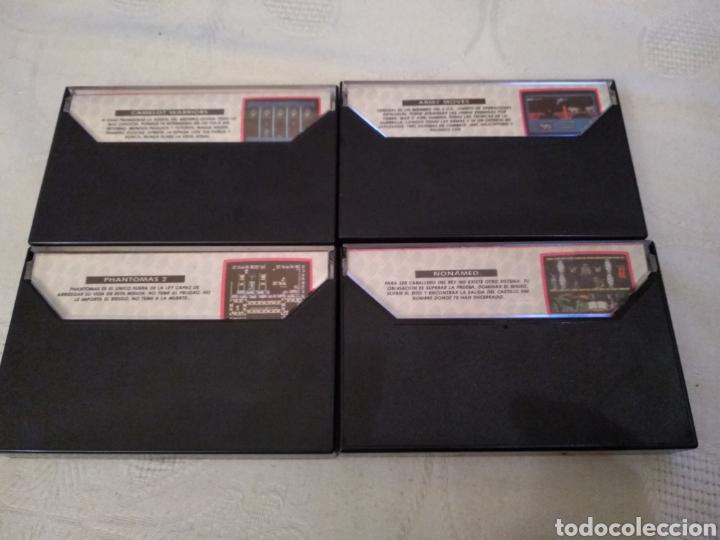 Videojuegos y Consolas: LOTE 4 CASETTES SPECTRUM DINAMIC - Foto 2 - 160743214