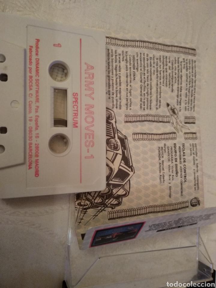 Videojuegos y Consolas: LOTE 4 CASETTES SPECTRUM DINAMIC - Foto 5 - 160743214