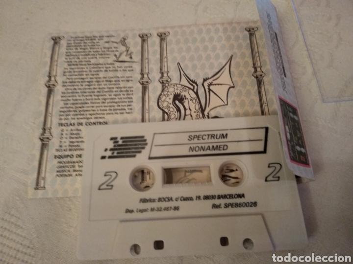 Videojuegos y Consolas: LOTE 4 CASETTES SPECTRUM DINAMIC - Foto 6 - 160743214