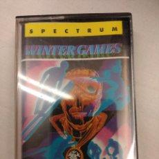 Videojuegos y Consolas: JUEGO SPECTRUM/WINTER GAMES.. Lote 160807498