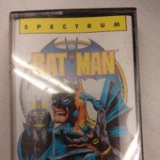 Videojuegos y Consolas: JUEGO SPECTRUM/BAT MAN.. Lote 160808674