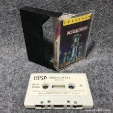 Videojuegos y Consolas: MEGACHESS SINCLAIR ZX SPECTRUM. Lote 161629926