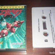 Videojuegos y Consolas: ZYNAPS TESTEADO SPECTRUM. Lote 161684278