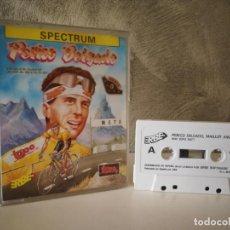 Videojuegos y Consolas: PERICO DELGADO SPECTRUM . Lote 161687426
