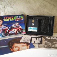 Videojuegos y Consolas: ASPAR GP MASTER SPECTRUM +3 DISCO. Lote 161688406