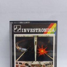 Videojuegos y Consolas: ZX SPECTRUM JUEGO PENETRATOR 48K INVESTRONICA. Lote 161810596