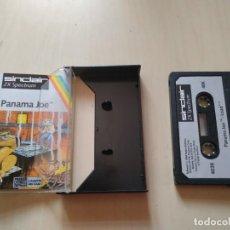 Videojuegos y Consolas: VIDEOJUEGO EN CASSETTE PARA SPECTRUM PANAMA JOE. Lote 161875706