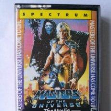 Videojuegos y Consolas: MASTERS DEL UNIVERSO TESTEADO SPECTRUM. Lote 162597238