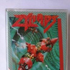 Videojuegos y Consolas: ZYNAPS TESTEADO SPECTRUM. Lote 162601050