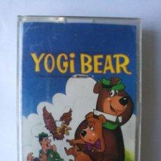 Videojuegos y Consolas: YOGI BEAR TESTEADO SPECTRUM. Lote 162601234