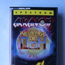 Videojuegos y Consolas: ARKANOID II TESTEADO SPECTRUM. Lote 162601502