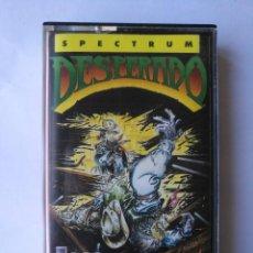 Videojuegos y Consolas: DESPERADO TESTEADO SPECTRUM. Lote 162765526