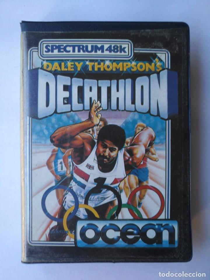 DECATHLON TESTEADO SPECTRUM (Juguetes - Videojuegos y Consolas - Spectrum)