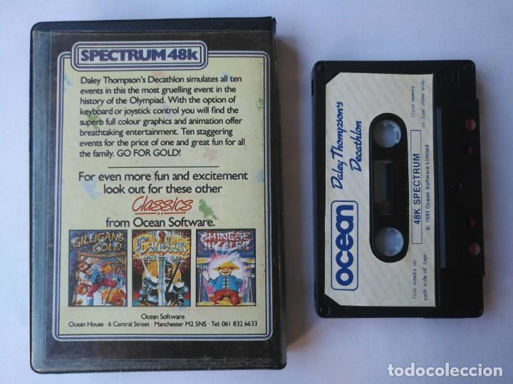 Videojuegos y Consolas: Decathlon Testeado Spectrum - Foto 2 - 162931362