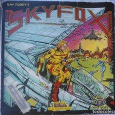 Videojuegos y Consolas: SKYFOX TESTEADO SPECTRUM. Lote 163080490