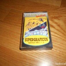 Videojuegos y Consolas: JUEGO SUPERGRAFICOS. MICROBYTE. SPECTRUM. Lote 164104118