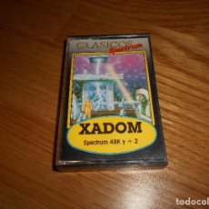 Videojuegos y Consolas: JUEGO ORDENADOR SPECTRUM - XADOM ORIGINAL XADOM QUICKSILVA MICROBYTE INDESCOMP. Lote 164111970