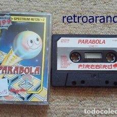 Videojuegos y Consolas: JUEGO SPECTRUM SINCLAIR ZX *PARABOLA* 48K 128K PAL UK.. Lote 164320290