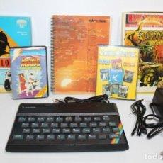 Videojuegos y Consolas: SINCLAIR ZX SPECTRUM PERSONAL COMPUTER CON JUEGOS - AÑOS 80. Lote 164855578
