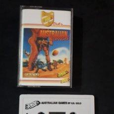 Videojuegos y Consolas: JUEGO PARA ORDENADOR SPECTRUM AUSTRALIAN GAMES - MUSICAL 1 - ERBE SOFTWARE . Lote 164883190