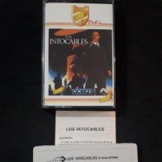 Videojuegos y Consolas: JUEGO PARA ORDENADOR SPECTRUM LOS INTOCABLES - MUSICAL 1 - ERBE SOFTWARE . Lote 164883254