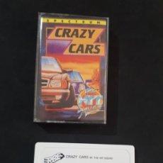 Videojuegos y Consolas: JUEGO PARA ORDENADOR SPECTRUM CRAZY CARS - ERBE . Lote 164888202