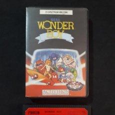Videojuegos y Consolas: JUEGO PARA ORDENADOR SPECTRUM WONDER BOY. Lote 164890066