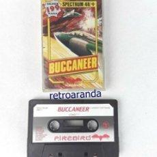 Videojuegos y Consolas: JUEGO SPECTRUM SINCLAIR ZX *BUCCANEER* 48K 128K PAL UK.. Lote 164981878