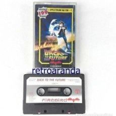 Videojuegos y Consolas: JUEGO SPECTRUM SINCLAIR ZX *BACK TO THE FUTURE* 48K 128K PAL UK.. Lote 164982274