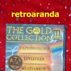 Videojuegos y Consolas: JUEGO SPECTRUM SINCLAIR ZX *GOLD COLLECTION III* 48K 128K PAL UK.. Lote 165126518