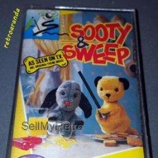 Videojuegos y Consolas: JUEGO SPECTRUM SINCLAIR ZX *SOOTY & SWEEP* 48K 128K PAL UK.. Lote 165197094
