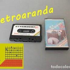 Videojuegos y Consolas: JUEGO SPECTRUM SINCLAIR ZX *AUF WIEDERSEHEN PET* 48K 128K PAL UK.. Lote 165198894