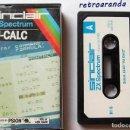 Videojuegos y Consolas: SPECTRUM SINCLAIR ZX *VU-CALC* 48K 128K PAL UK.. Lote 165202594