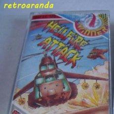Videojuegos y Consolas: JUEGO SPECTRUM SINCLAIR ZX *HELLFIRE ATTACK* 48K 128K PAL UK.. Lote 165271978