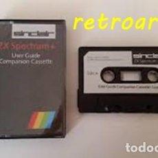 Videojuegos y Consolas: SPECTRUM SINCLAIR ZX *USER GUIDE* 48K 128K PAL UK.. Lote 165272222