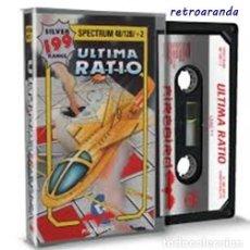 Videojuegos y Consolas: SPECTRUM SINCLAIR ZX *ULTIMA RATIO* 48K 128K PAL UK.. Lote 165273870