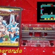 Videojuegos y Consolas: SPECTRUM SINCLAIR ZX *NORTH STAR* 48K 128K PAL UK.. Lote 165274202