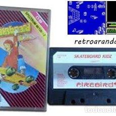 Videojuegos y Consolas: SPECTRUM SINCLAIR ZX *SKATEBOARD KIDZ* 48K 128K PAL UK.. Lote 165274318