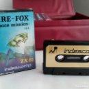 Videojuegos y Consolas: JUEGO PARA SPECTRUM INDESCOMP FIRE FOX . Lote 165485642