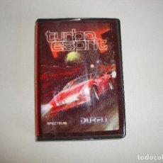 Jeux Vidéo et Consoles: (TC-202/19) CASETE JUEGO SPECTRUM TURBO SPRIT. Lote 166296538