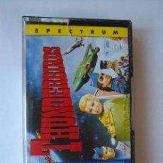 Videojuegos y Consolas: THUNDERBIRDS TESTEADO SPECTRUM. Lote 166448158