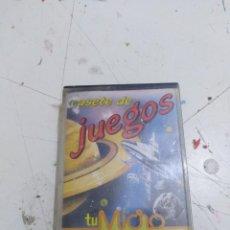 Videojuegos y Consolas: JUEGO CASETTE SPECTRUM, POKER, CUATRO EN RAYA, EL BODEGUERO, REUBICADOR, MONN BUGGY. Lote 166639738