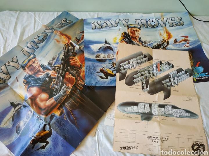 Videojuegos y Consolas: Navy Moves SPECTRUM - Foto 2 - 166838262