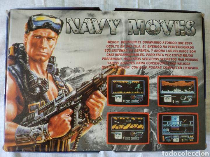 Videojuegos y Consolas: Navy Moves SPECTRUM - Foto 3 - 166838262