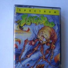 Videojuegos y Consolas: POOGABOO TESTEADO SPECTRUM. Lote 167844248