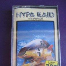 Videojuegos y Consolas: HYPA RAID CASETE VIDEOJUEGO SPECTRUM 48K - ATLANTIS COBRA Z - PRECINTADO. Lote 167914656