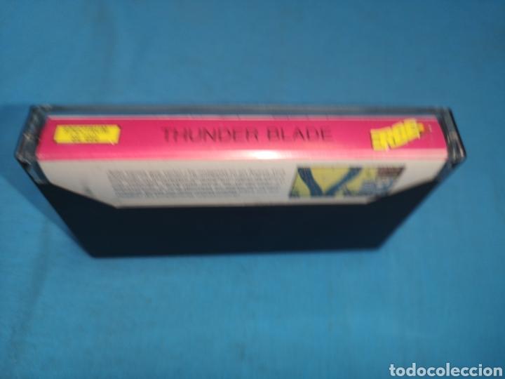 Videojuegos y Consolas: Juego spectrum, thunderblade by u. S. Gold - Foto 4 - 168154582
