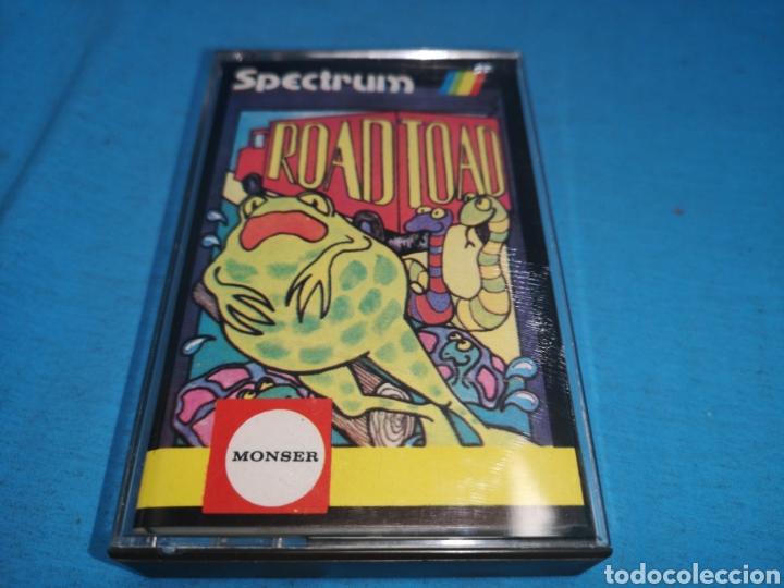 JUEGO SPECTRUM, ROAD TOAD (Juguetes - Videojuegos y Consolas - Spectrum)